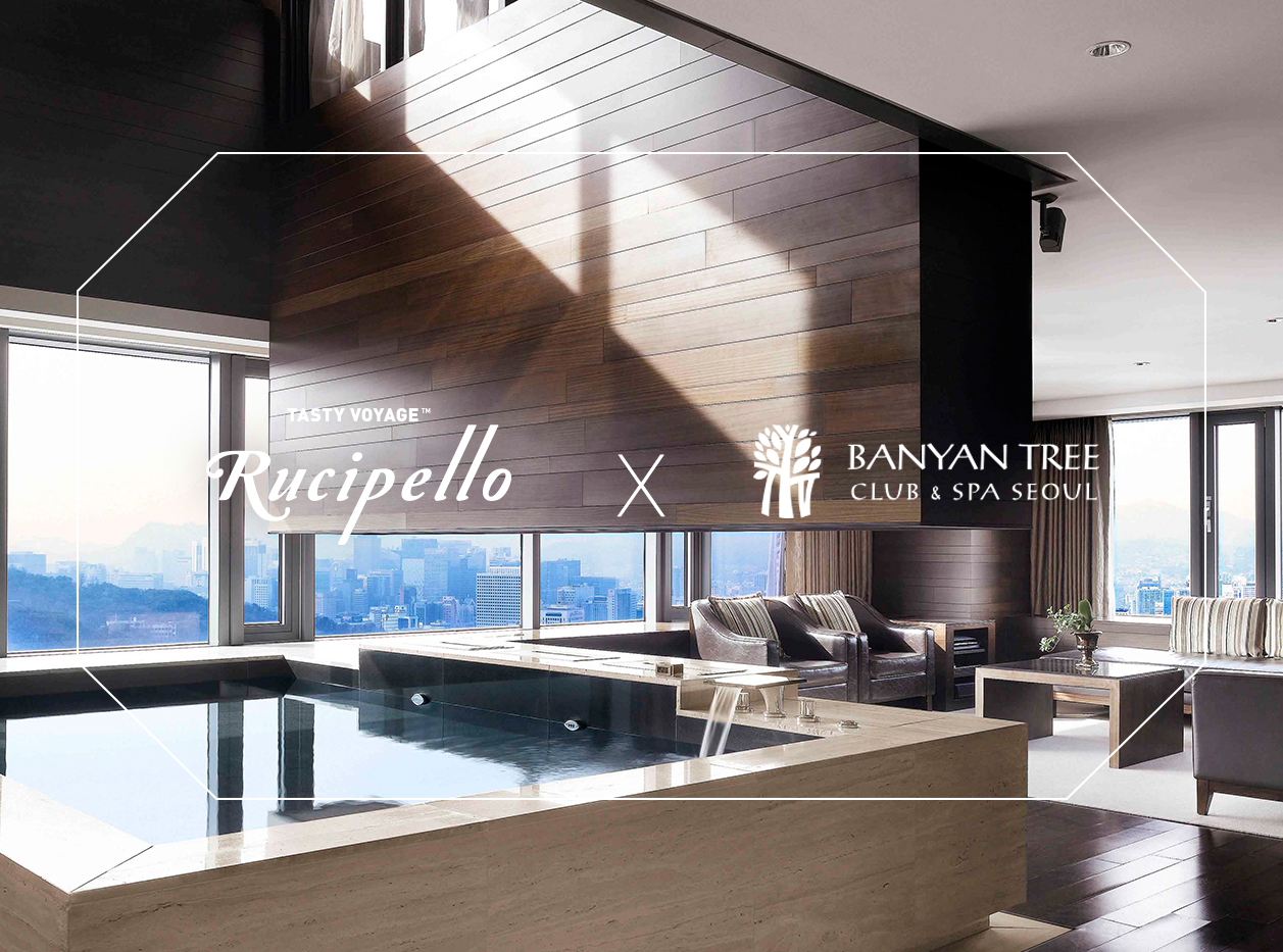 [RUCIPELLO X BANYANTREE]